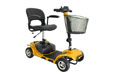 Comfy Go Electric Compact Transportable Power 4 Wheel Mobility Scooter Review