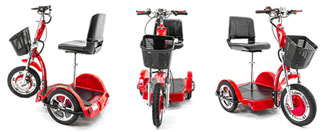 CHALLENGER X Recreational Electric Mobility Scooter Review