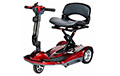 EV Rider Automatic Folding Scooter With Remote Lithium Power Review