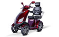 E-Wheels EW-72 Heavy Duty 4-Wheel Mobility Scooter Review