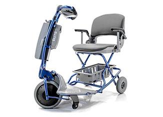Tzora Easy Travel Elite 3 Wheel Mobility Scooter Review